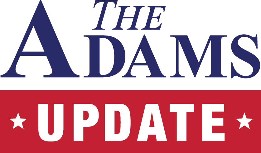 The Adams Update Newsletter