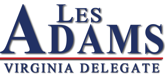 Les Adams Virginia Delegate