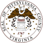 seal of pittsylvania county